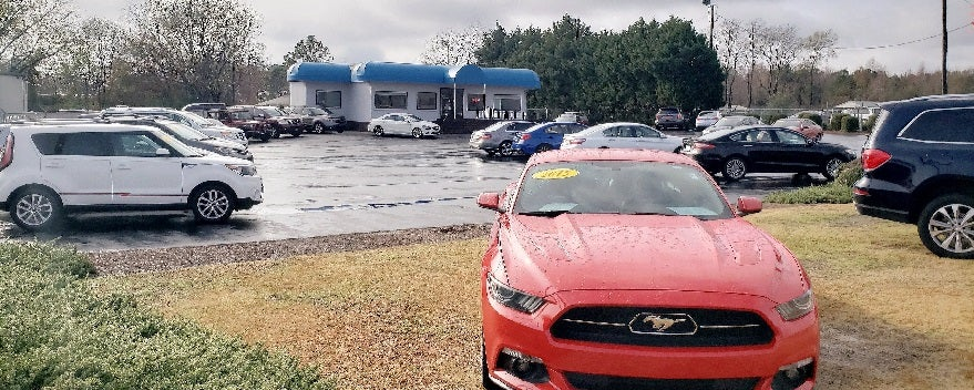 Fayetteville Auto Mall >> Used Car Dealership Pre Owned Vehicles Fayetteville Nc